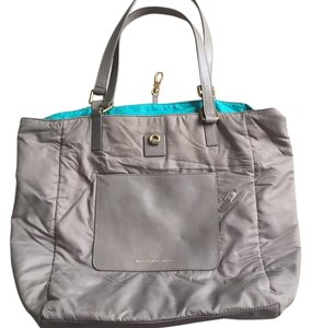 Marc Jacobs Tote in Grey/Teal