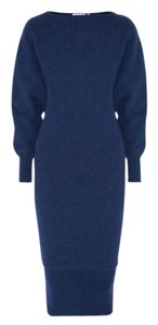 Vionnet short dress Diaboleite blue on Tradesy