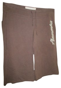 Abercrombie & Fitch Abercrombie & Fitch (Size Large) Yoga Capris