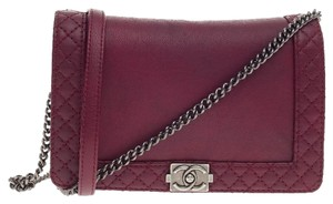 Chanel Boy Flap Calfskin Small Shoulder Bag