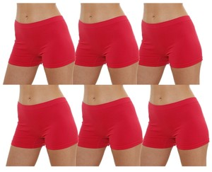 Inu Comfy boyshort - 6 Pack - GC-LP0198SBX-RED-