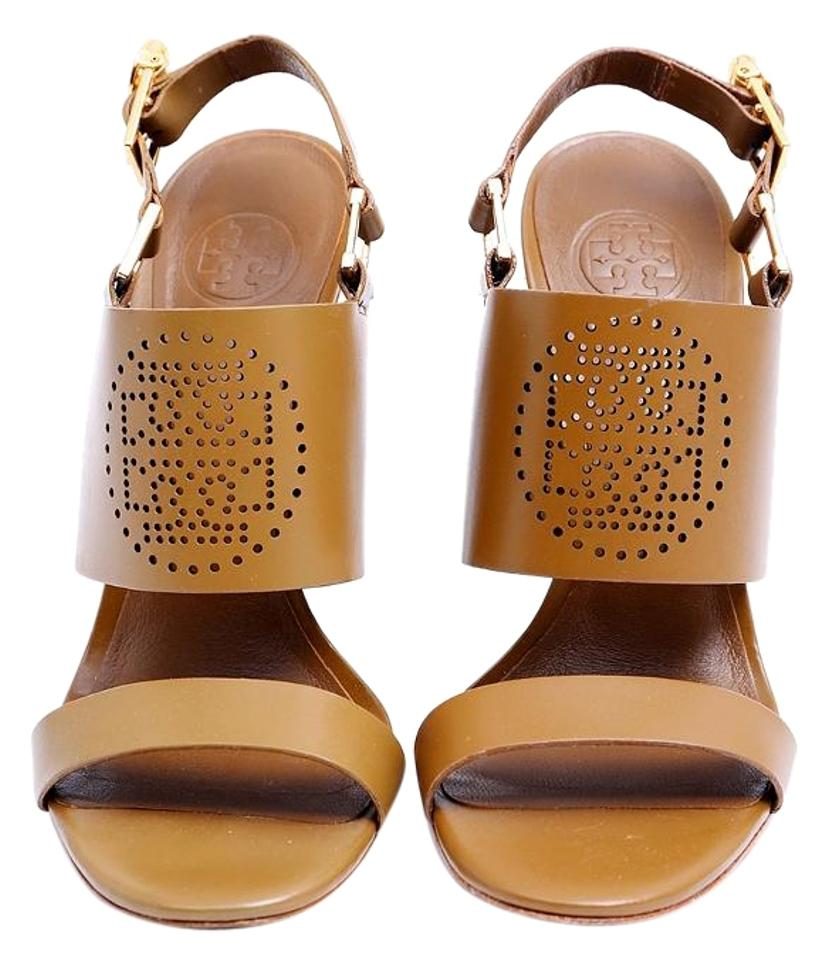 Tory Burch Brown Sandals Gabriella New with Box Sandals Brown 3977fe