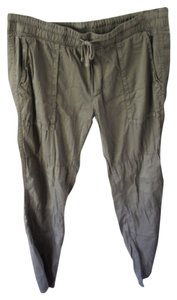 James Perse Cargo Pants Olive