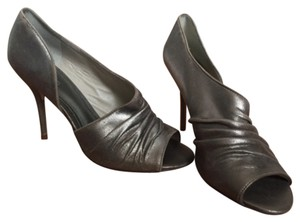 ALDO Silver/Pewter Pumps