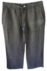 James Perse Relaxed Pants Blac
