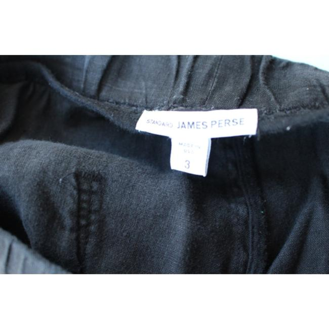James Perse Relaxed Pants Blac Image 2