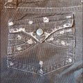 Urban Outfitters Corduroy Flare Lux Distressed Boot Cut Pants brown Image 2