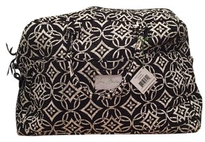 Vera Bradley Black and White Travel Bag