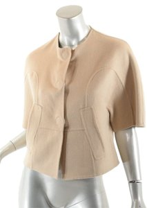 Isabella Tonchi Flannet Top Camel Cashmere
