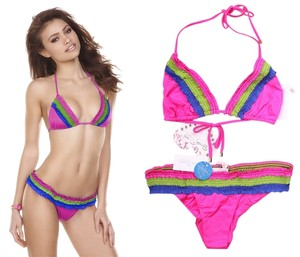 Beach Bunny Flirty Triangle Bikini