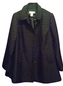 George Simonton Plus Size Pea Coat