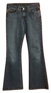 Lucky Brand Medium Wash Boot Cut Jeans-Medium Wash