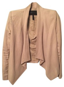 BCBGMAXAZRIA Bcbg Xxs Like New Beige Jacket