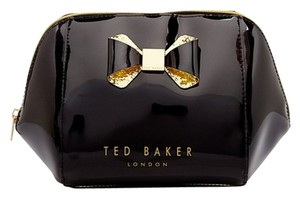 791ae3d44ed4 Ted Baker Ted Baker Large Trapeze Glitter Bow Cosmetic Case