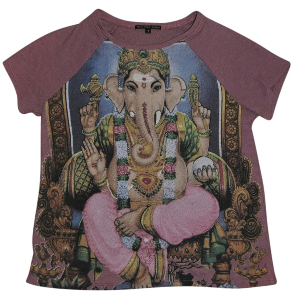 8feb526445 Urban Outfitters Ganesha Graphic Tees Tee Shirt Size 4 (S) - Tradesy