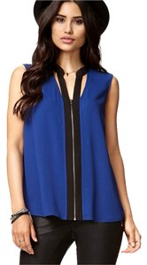 Forever 21 Color-blocking Night Out Date Night Top
