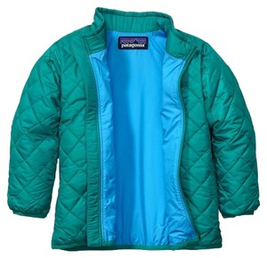 Patagonia Green/Blue Jacket
