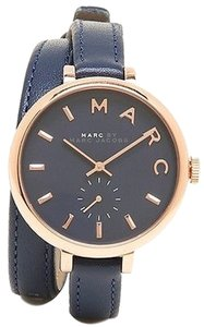 Marc Jacobs Marc By Marc Jacobs Sally Leather Ladies Watch Mbm8662