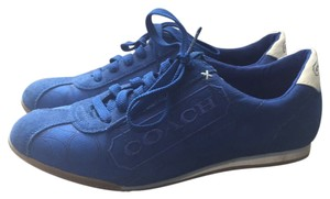 Coach Dark Blue Athletic