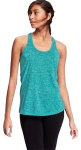 Old Navy NWT Old Navy Green Active Elastic-Strap Burnout Tank XL NEW