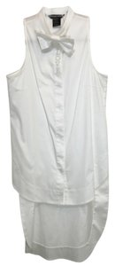 Thomas Wylde Shirt Sleeveless Dress