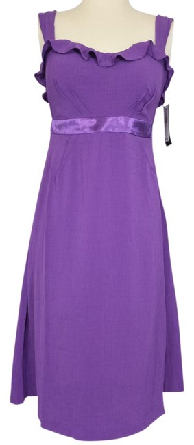 Preload https://img-static.tradesy.com/item/1091446/essentials-by-abs-amethyst-abs-3300102-knee-length-cocktail-dress-size-6-s-0-0-650-650.jpg