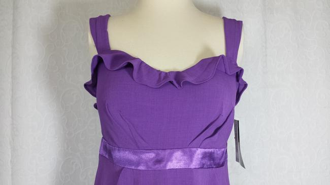 Essentials by ABS Ruffle Dress Image 3