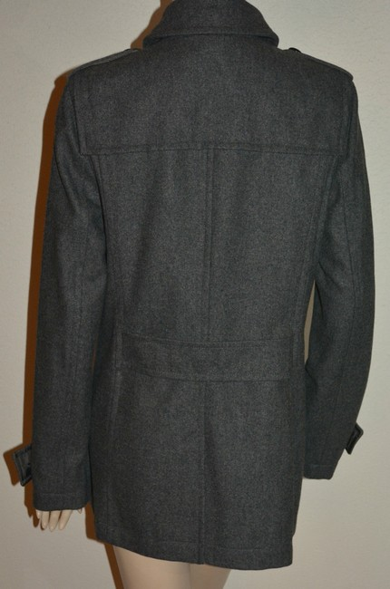 Burberry Wool New Trench Coat Image 1