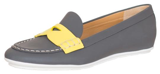 Preload https://img-static.tradesy.com/item/10915873/marc-jacobs-gray-women-s-and-yellow-soft-calf-loafers-flats-size-us-10-regular-m-b-0-1-540-540.jpg