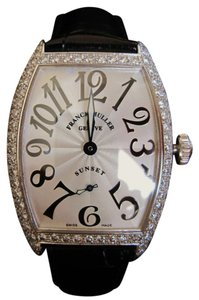 Franck Muller Franck Muller - DIAMOND PAVE' - Ladies Luxury Watch - Sunset Edition