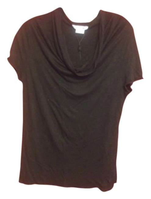 Preload https://img-static.tradesy.com/item/10916263/lacoste-black-ruffled-extra-material-front-neck-blouse-size-8-m-0-1-650-650.jpg