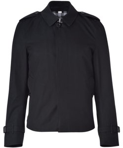 Burberry Men's Motorcycle Jacket