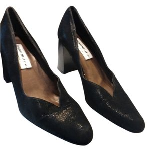 Bruno Melli Two Made In Italy Shiny black Pumps