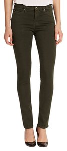 AG Adriano Goldschmied Designer Skinny Jeans-Medium Wash
