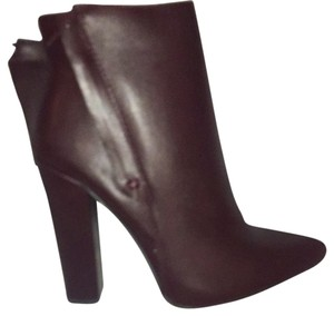 JustFab Deep Wine red Boots
