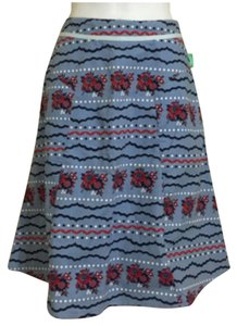Live A Little Skirt Multi-Color