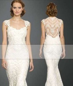 Claire Pettibone Chantilly Wedding Dress