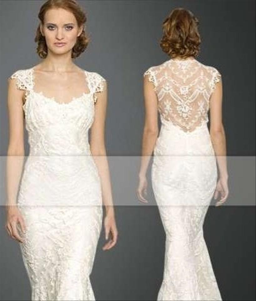 Claire pettibone chantilly wedding dress tradesy weddings for Where to buy claire pettibone wedding dress