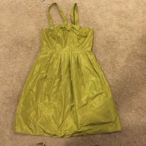 J.Crew Burnished Olive Dress