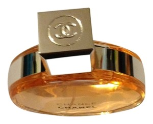 Chanel AUTHENTIC Chanel chance eau de parfum 3.4 fl.oz Brand New without box edp