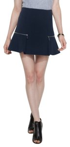 Michael Kors Mini Skirt Navy