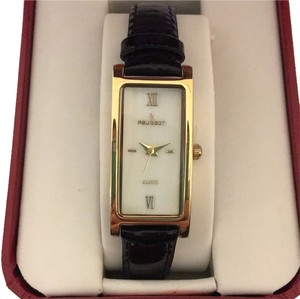 Peugeot Brand New Peugeot Watch with Mother of Pearl Face