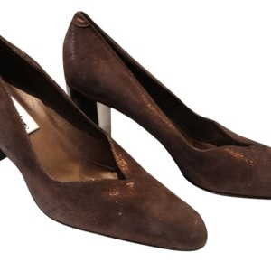 Bruno Melli Two Golden Brown Pumps