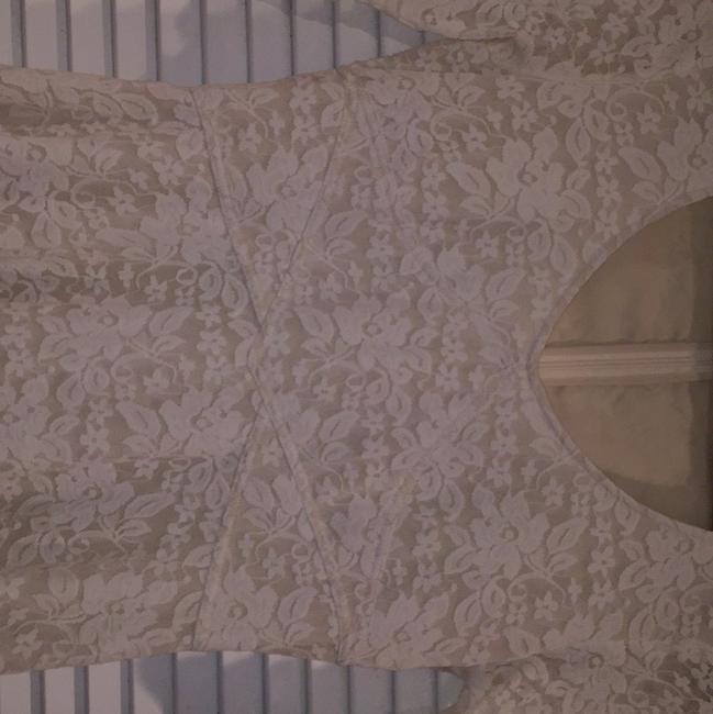 Z Spoke (zac posen) for Lord and Taylor short dress Winter white / cream / ivory on Tradesy Image 2