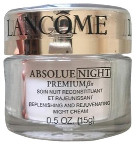 Other NEW Lancome Absolue Premium bx Night Cream Travel Size Jar, Unopened