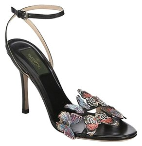 Valentino Multi Butterfly Sandals