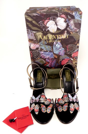 Valentino Sandals Butterfly Sale Sale Multi Pumps Image 6