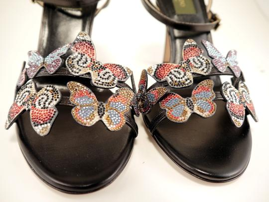 Valentino Sandals Butterfly Sale Sale Multi Pumps Image 7
