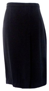 Giorgio Armani Pencil Skirt Black