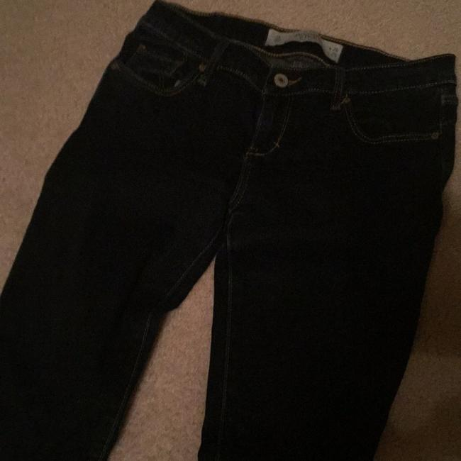 Abercrombie & Fitch Skinny Pants Dark wash, blue Image 1